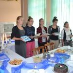Urodziny Sandry, Angeliki i Wiktorii 13.09.2015 r.